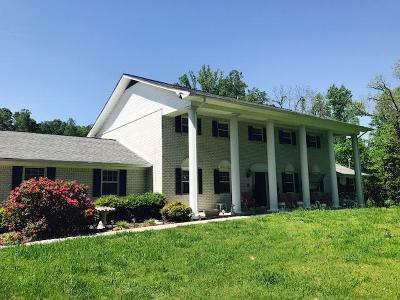 Maynardville Single Family Home For Sale: 3324 Hickory Valley Rd