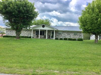 Tazewell TN Single Family Home For Sale: $139,500