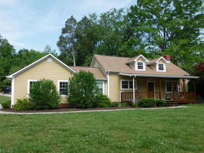 Norris Single Family Home For Sale: 52 W Norris Rd
