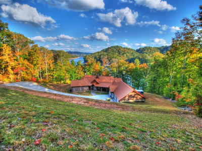 Campbell County, Claiborne County, Union County Single Family Home For Sale: 583 Norris Shores Drive