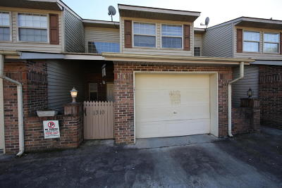Sevierville Condo/Townhouse For Sale: 1310 Mountain Meadow Way