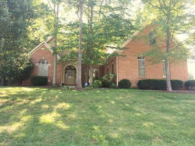 Powell Single Family Home For Sale: 220 Stone Castle Lane