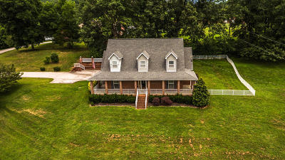 Knoxville Single Family Home For Sale: 7829 Thorngrove Pike