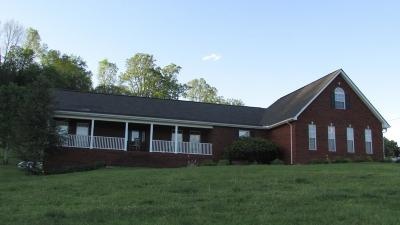 Powder Springs, Washburn, Maynardville, Andersonville Single Family Home For Sale: 3115 Dutch Valley Rd