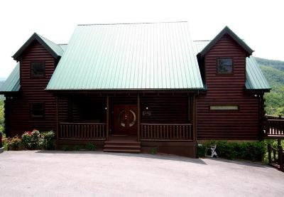 Sevierville Single Family Home For Sale: 1543 Mountain Dreams Way