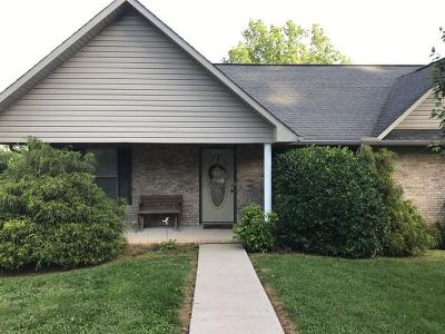 New Tazewell TN Single Family Home Closed: $142,500