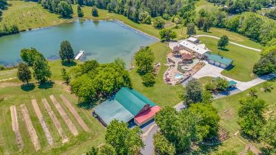 Maryville Single Family Home For Sale: 7230 Tomotley Rd