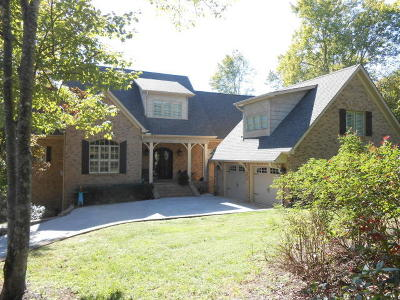 Friendsville, Greenback, Maryville Single Family Home For Sale: 643 Windridge Rd
