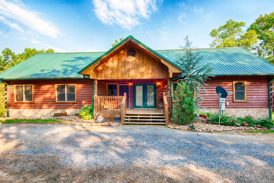 Sevierville Single Family Home For Sale: 3725 Island View Rd