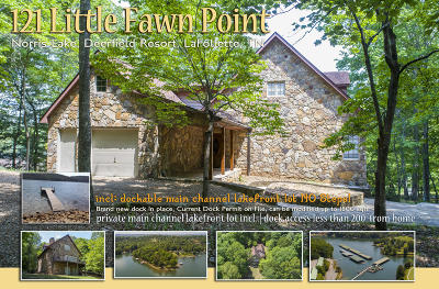 Single Family Home For Sale: 121 Little Fawn Point