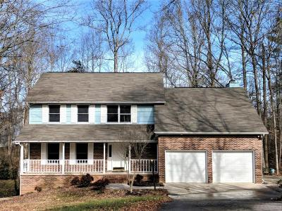 Oak Ridge Single Family Home For Sale: 16 Brewster Lane