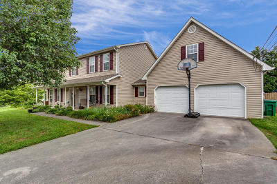 Knoxville Single Family Home For Sale: 9212 Countryway Drive