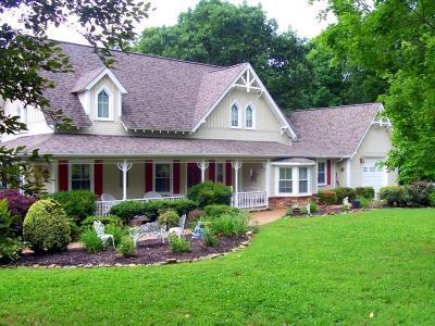 Madisonville Single Family Home For Sale: 218 Brakebill School Rd
