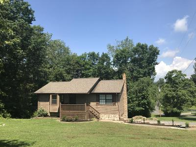 Clinton TN Single Family Home Sold: $141,000