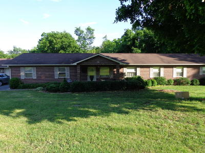 Hamblen County Single Family Home For Sale: 3110 Springvale Road