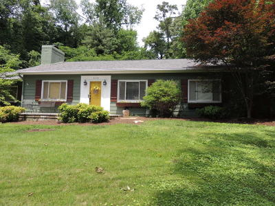Knoxville TN Single Family Home Sold: $299,000