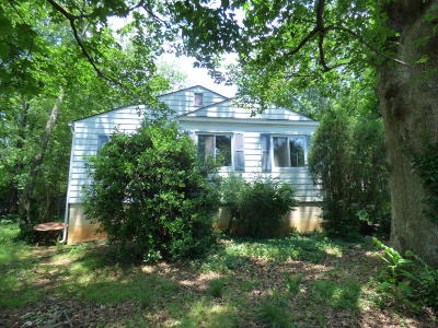 Morristown Single Family Home For Sale: 1020 Watercrest St