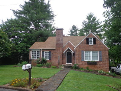 Maryville Single Family Home For Sale: 106 Willard St