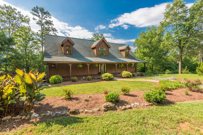 Blount County, Loudon County, Monroe County Single Family Home For Sale: 4560 Crooked Creek Way