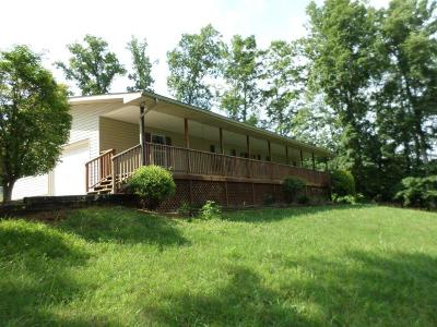 Blaine Single Family Home For Sale: 10705 McBee Mill Rd