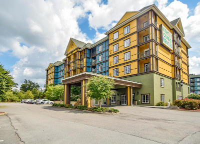 Sevierville Condo/Townhouse For Sale: U-2104 Collier Drive #2104