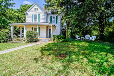 Knoxville Single Family Home For Sale: 4213 McCloud Rd