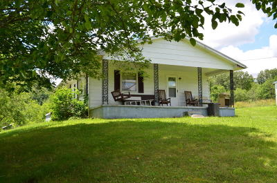 Tazewell Single Family Home For Sale: 333 State Hwy 33