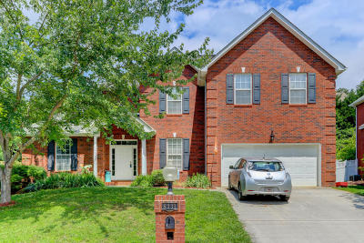 Knoxville Single Family Home For Sale: 8331 Harbor Cove Drive