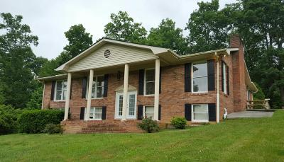 New Tazewell TN Single Family Home Pending: $195,000