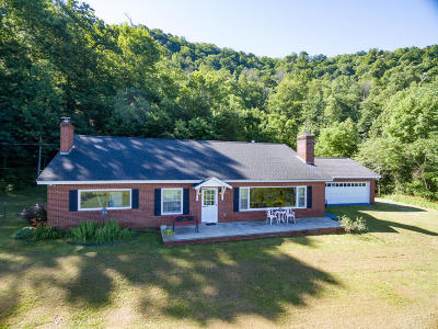 Campbell County Single Family Home For Sale: 208 Doctor Rb Scott Lane