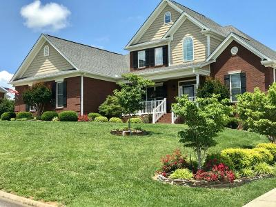 Morristown Single Family Home For Sale: 3410 Heathcliff Rd