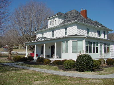 Corryton Single Family Home For Sale: 8731 Tazewell Pike