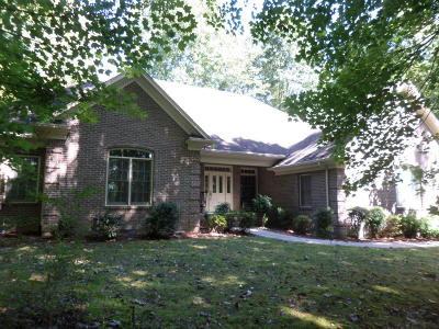 Oak Ridge Single Family Home For Sale: 2888 Oak Ridge Turnpike