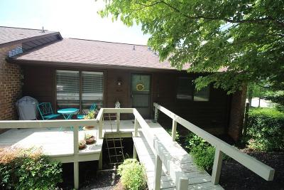 Maryville Condo/Townhouse For Sale: 1424 Montvale Station Rd #2
