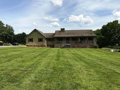 Lafollette Single Family Home For Sale: 5663 General Carl W Stiner Hwy