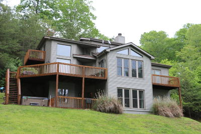 Lafollette Single Family Home For Sale: 518 Deerwood Lane