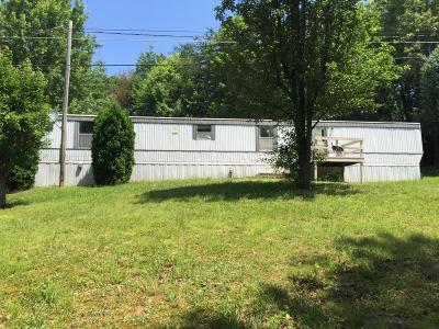 New Tazewell TN Single Family Home Closed: $17,000