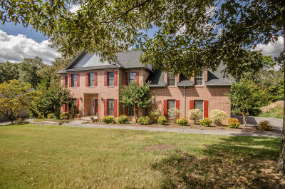 Knoxville Single Family Home For Sale: 10305 Loma Drive