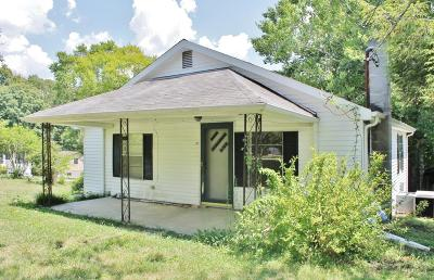 Knoxville Single Family Home For Sale: 6634 Ridgeview Rd