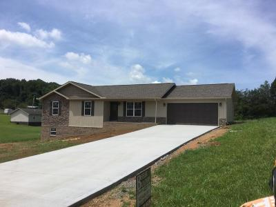 New Tazewell TN Single Family Home For Sale: $169,900
