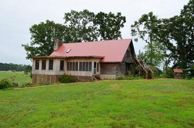 Sweetwater Single Family Home For Sale: 249 Nichols Rd