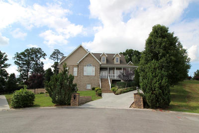 Sevierville Single Family Home For Sale: 1824 Placid Drive