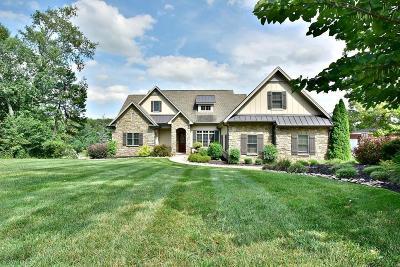 Lenoir City Single Family Home For Sale: 325 Conkinnon Drive