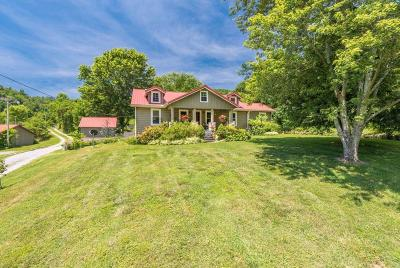 Mooresburg Single Family Home For Sale: 601 Big Hill Rd