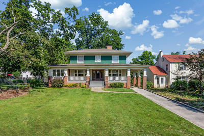 Maryville Single Family Home For Sale: 1123 W Broadway Ave