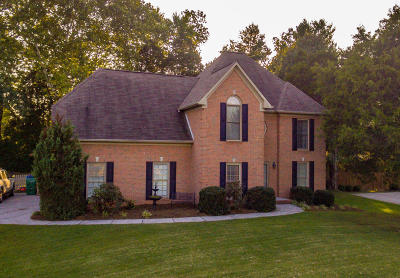 Morristown Single Family Home For Sale: 609 Colonial Drive