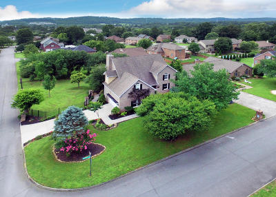 Knoxville Single Family Home For Sale: 5120 Gouffon Rd
