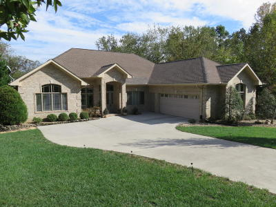 Vonore TN Single Family Home For Sale: $454,500
