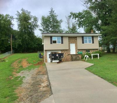 Tazewell TN Single Family Home Pending - Continue To Show: $109,900