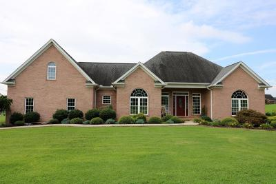 Sweetwater Single Family Home For Sale: 111 Clover Hill